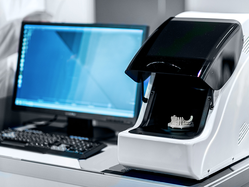 tecnologia dentistica cad cam pinerolo