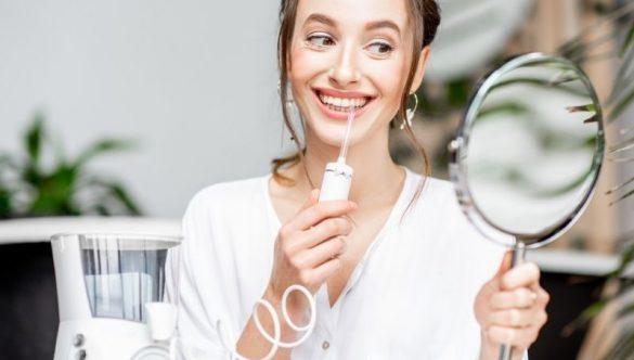 Idropulsore orale: tutti i benefici della pulizia dentale